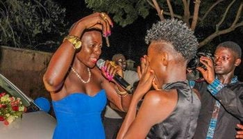 Akothee Gifts Her Daughter A brand New Car On Her 19th Birthday.