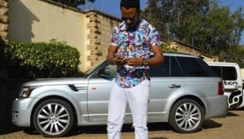 Exclusive Photos Of DJ MO'S New Range Rover