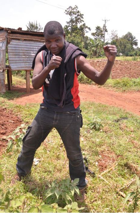 Radull suggests what Boxer Conjestina needs after she Burnt her House