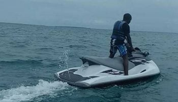 6 Photos Of How The Sh221 Million SportPesa Jackpot Winner Spent His Weekend In France