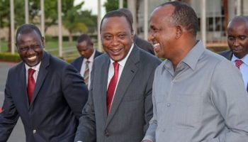 10 Kenyan Politicians Who Are The Most Arrogant And Hot-Tempered.