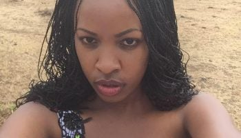 Meet Babu Owino's Hot Wife, Fridah Muthoni