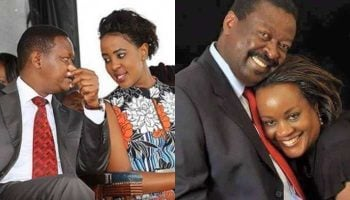 Top 10 Most Beautiful Wives of Kenyan Politicians