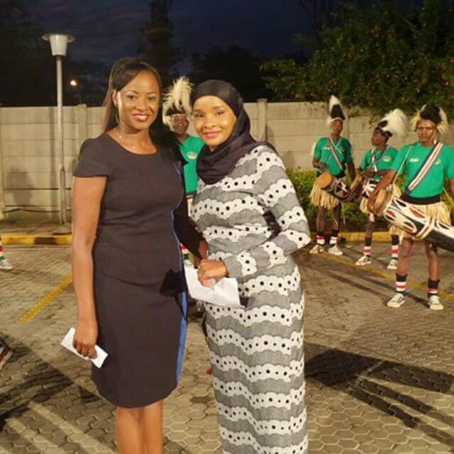 Citizen Tv S Kanze Dena And Lulu Hassan Together Are The