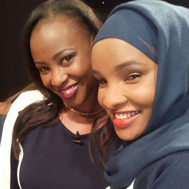 Citizen TV 's Kanze Dena And Lulu Hassan Together Are The ...