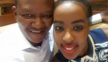 Alfred Mutua's wife Lilian Ng'ang'a is Back, This Time Round In a Tiny Bikini ( Photos)