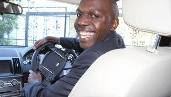 Finally, PHOTOS of BBC's Larry Madowo's Expensive Car