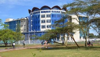 How Much It Cost To Build Various Kenyatta University Buildings – Postmodern Library , Amphitheater  ETC