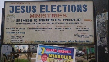 6 Kenyan Church Names that will make you Reconsider Salvation