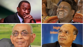 List Of Kenyans Who Are Richer Than President Uhuru Kenyatta