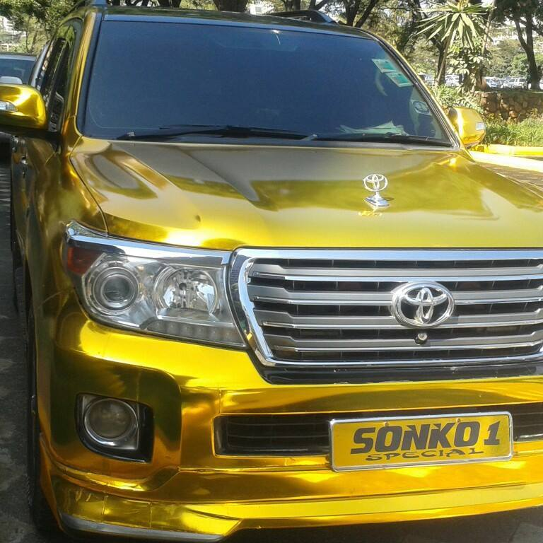 Mike Sonko S Cars