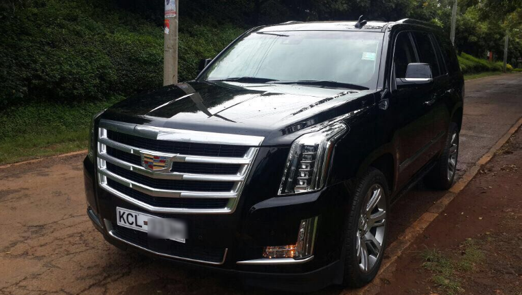 20 Top People With The Most Expensive Cars In Kenya And