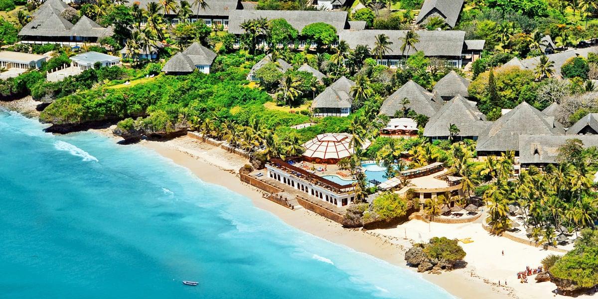 Leopard Beach Hotel Mombasa