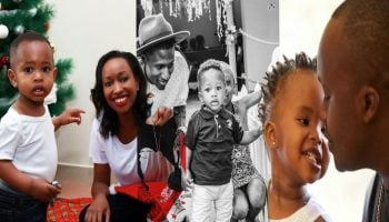 These 9 Photos Of Cute Kenyan Celebrity Babies will melt your Heart