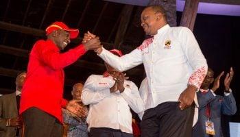 List Of People In Uhuru Kenyatta's  2017 Campaign Team