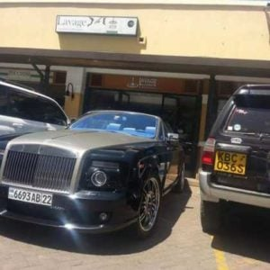 Most Expensive Cars In Kenya 2018