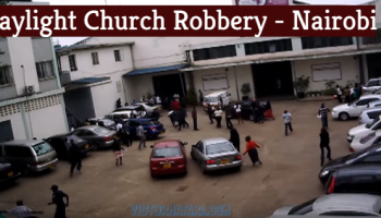 5 Times When thieves broke into Kenyan Churches and stole Millions of Shillings