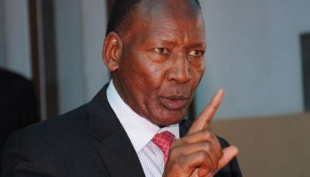 8 Interesting things you Need To Know About Joseph Nkaissery till his unexpected Death
