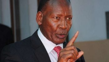 8 Interesting things you Need To Know AboutJoseph Nkaissery till his unexpected Death