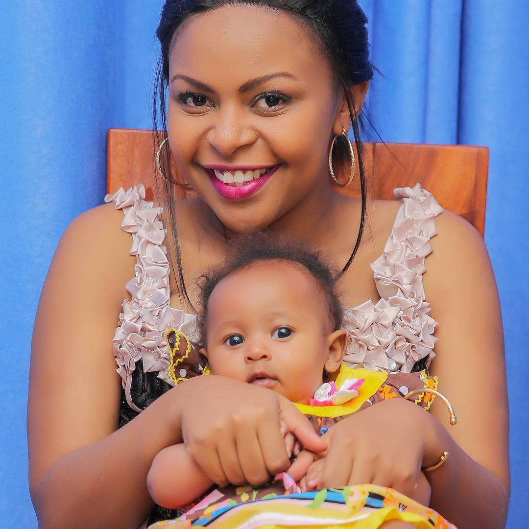 8 Best Family Photos Of Dj Mo And Size 8