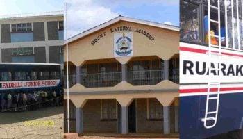 Best Performing Private Primary Schools in Nairobi