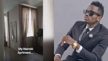 Diamond Platnumz Buys A New Apartment in Nairobi ( Photos )