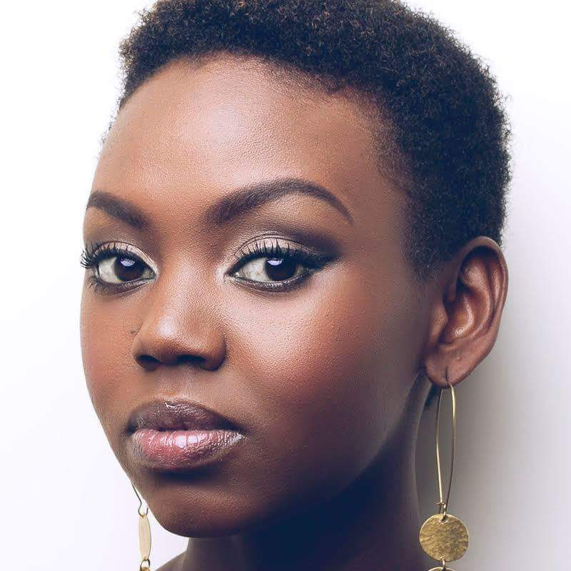 Kenyan Female Celebrities Who Look Very Sexy With Short Hair - Hairstyles for short hair kenya