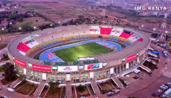 7 Breathtaking Photos Of The Renovated Kasarani Stadium