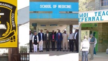 List of Best Medical Training Colleges In Kenya