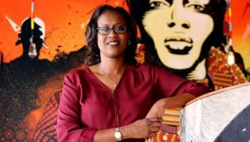 Meet Chris Kirubi's Daughter Mary-Anne Wambui for the first time on social media