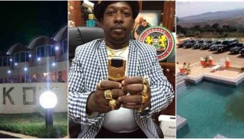 Photos of Mike Sonko's Multimillion House In Machakos