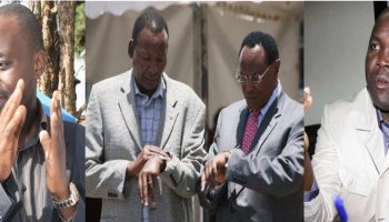 10 Major Deaths of Politicians that Shocked Kenya