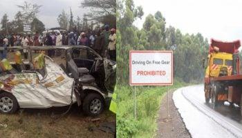 8 Major Accident Black Spots On Kenyan Roads
