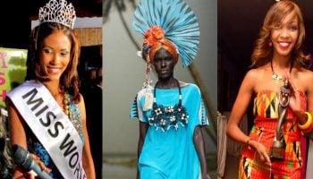 List of Best Kenyan Models