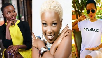 11 Kenyan Female Celebrities Who Look Very Sexy With Short Hair