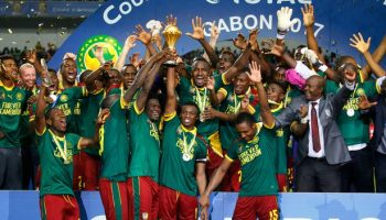 Top 10 African countries in the latest FIFA world rankings 2017