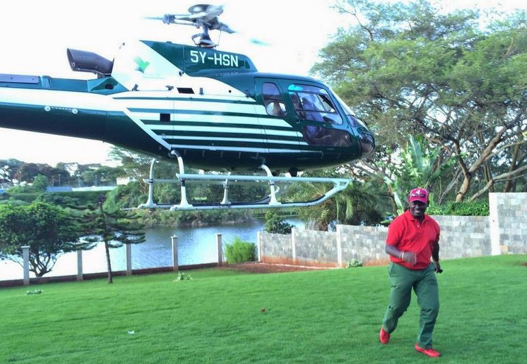 Uber Vehicle List >> William Kabogo's Multi Million House