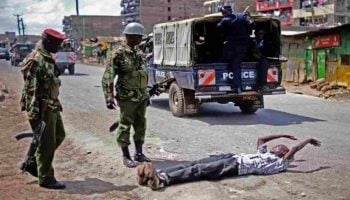 Worst Places to live in Nairobi
