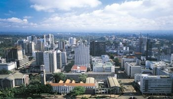 10 Of  Kenya's Fastest Growing Towns
