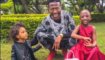 Lovely Photos Of Octopizzo's Two Queens that will melt your heart