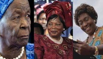 Best Dressed Women Above 65 Years In Kenya