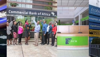 Best Paying Banks in Kenya