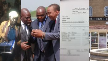 How Much it cost NASA to File a Petition at the Supreme Court of Kenya