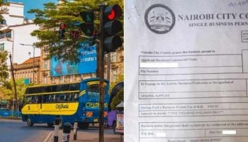 How To Apply For A Single Business Permit in Nairobi City County