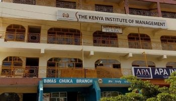 Kenya Institute of Management  Bank Accounts and Details