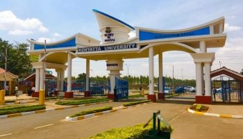 List Of Kenyatta University Diploma Courses and Fee Structure 2020