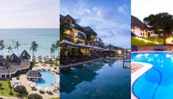 List Of Best All Inclusive Hotels in Zanzibar
