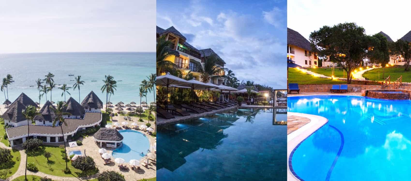 List Of Best All Inclusive Hotels In Zanzibar 2018