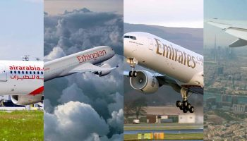 List of Airlines Offering Return Cheap Flights to Dubai from Nairobi