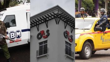 List of Top Ten Security Firms in Kenya